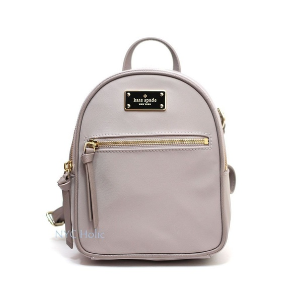 Kate Spade Wilson Road Mini Bradley Backpack Nylon aad8592702d18